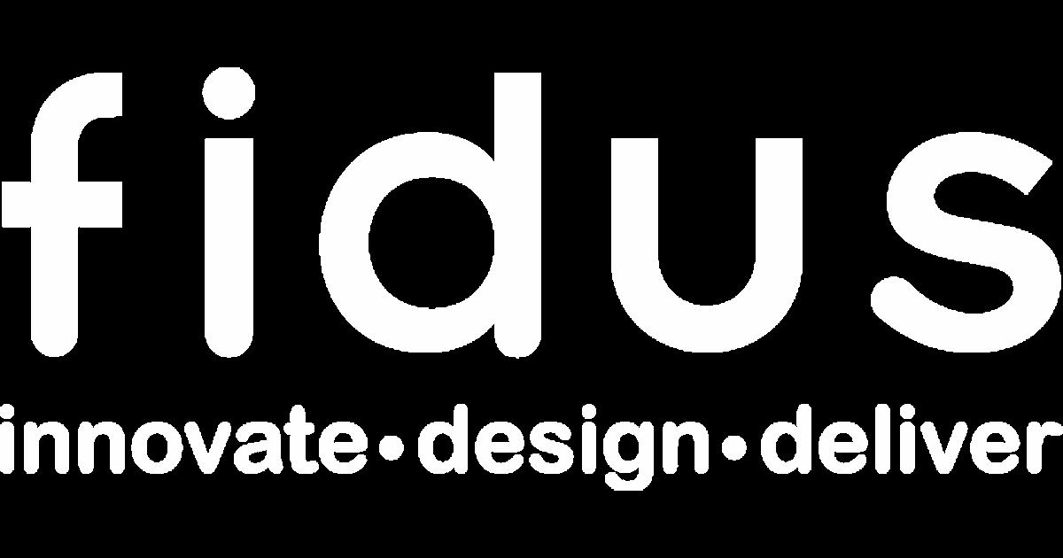 fidus logo white